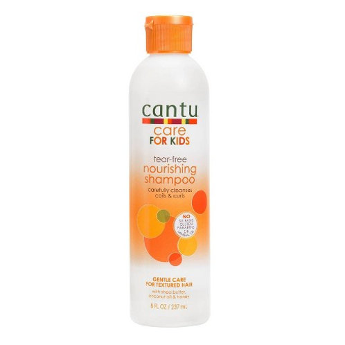 CANTU CARE KIDS NOURISHING SHAMPOO 8 OZ