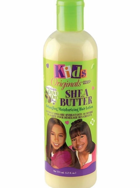 AFRICA'S BEST KIDS DETANGLING LOTION 12 OZ