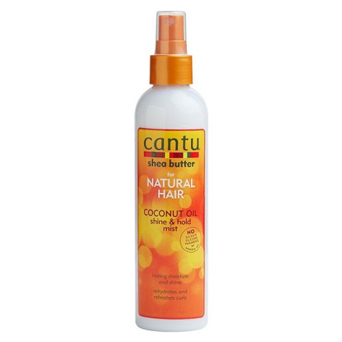 CANTU NATURAL HAIR COCONUT HOLD MIST 8 OZ