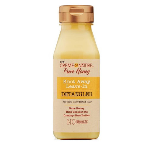 CREME OF NATURE PURE HONEY 8 OZ LEAVE IN DETANGLER