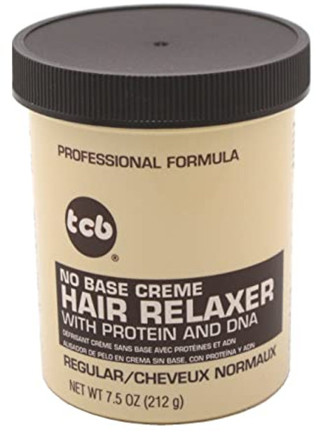 TCB NO BASE RELAXER 7.5 OZ REGULAR