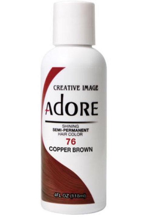 ADORE-76 COPPER BROWN