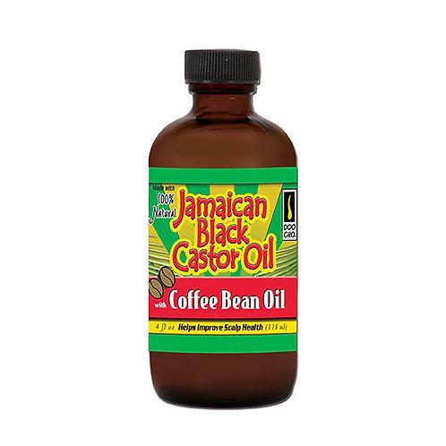 DOO GRO JAMAICAN BLACK CASTOR OIL 4 OZ COFFEE BEAN OIL