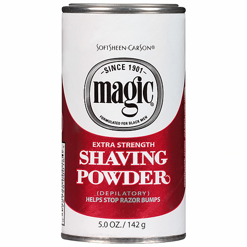 MAGIC SHAVING POWDER RED