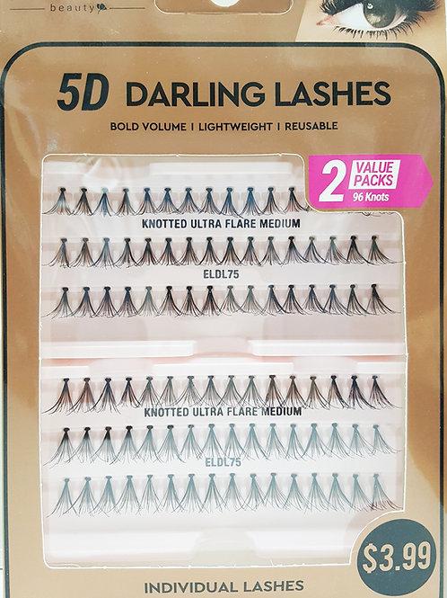 5D DARLING LASHES ELDL75