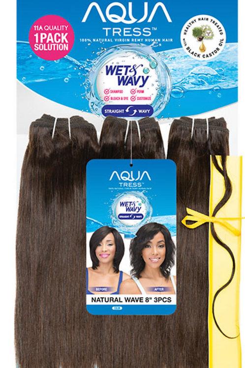 AQUA TRESS DEEP WAVE (WET & WAVY) 3PCS