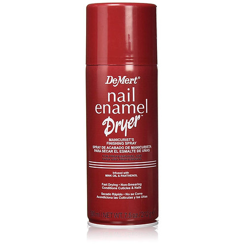 DEMERT NAIL ENAMEL DRYER 7.5oz