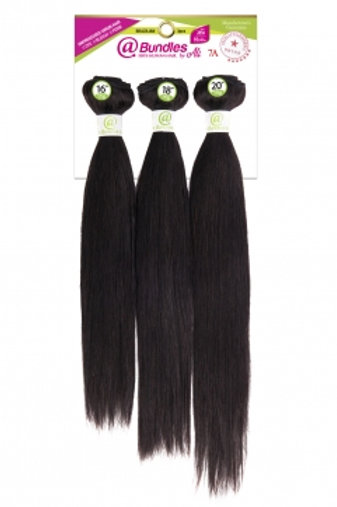 7A Brazilian Bundle 4x4 Lace Closure - Straight
