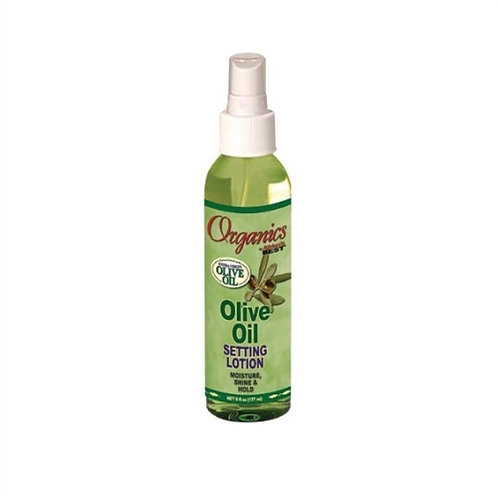 AFRICA'S BEST EXTRA VIRGIN OLIVE OIL SETTING LOTION 6 OZ