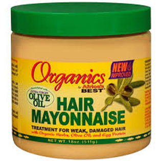 AFRICA'S BEST HAIR MAYONAISE 18 OZ