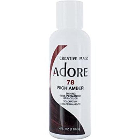 ADORE-78 RICH AMBER