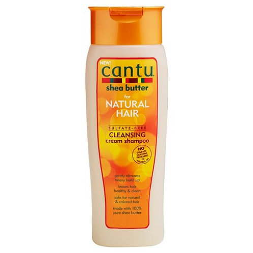 CANTU NATURAL HAIR SULFATE FREE SHAMPOO 13.5 OZ