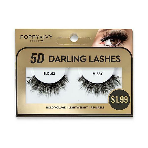 5D DARLING LASHES MISSY