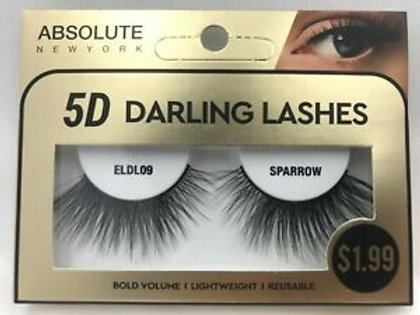 5D DARLING LASHES SPARROW