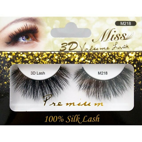MISS 3D VOLUME LASH M218