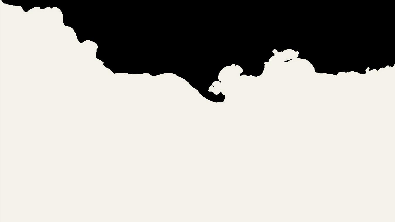 cream Silhouette of Jamaica map