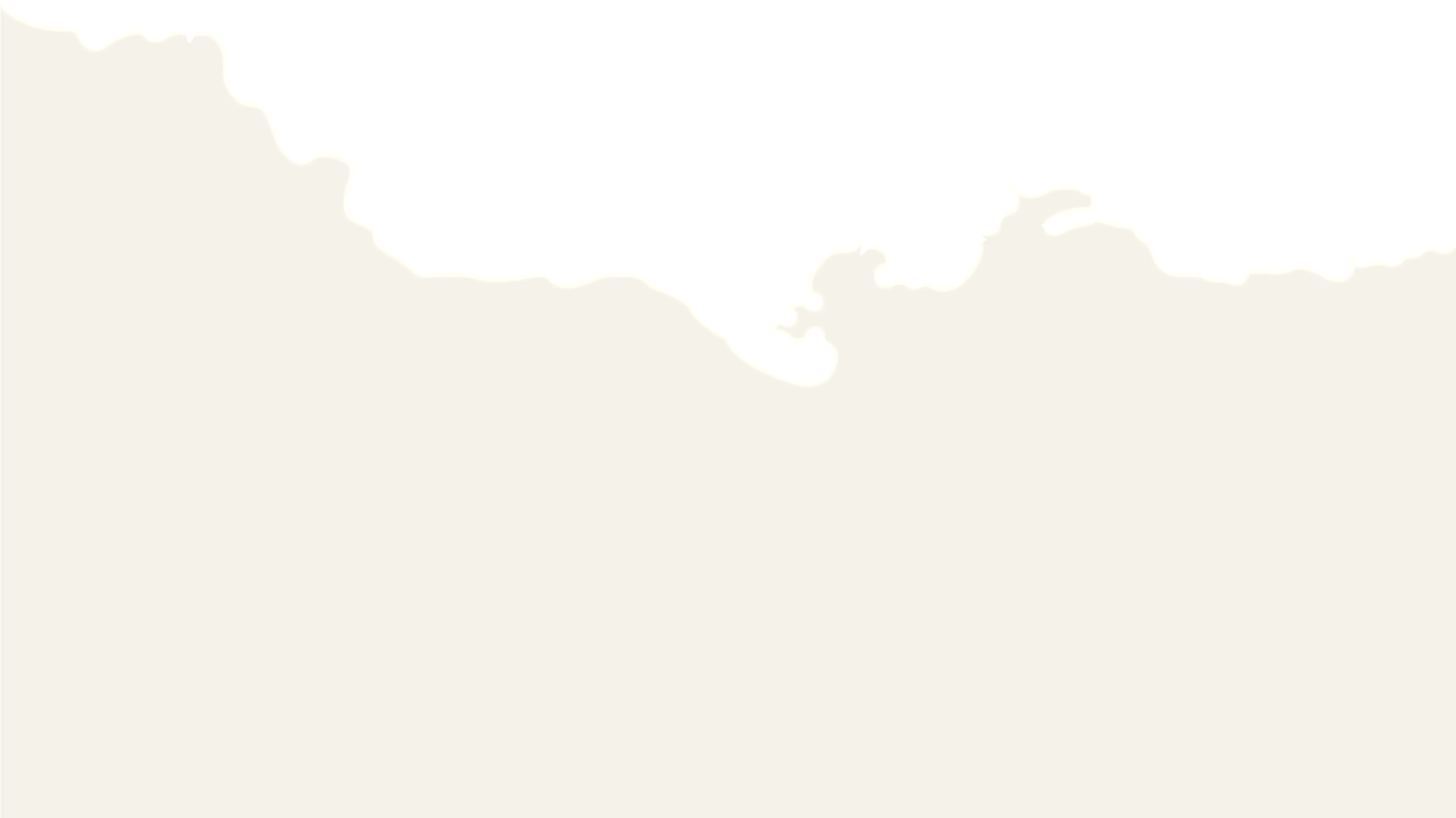 cream Silhouette of Jamaica map