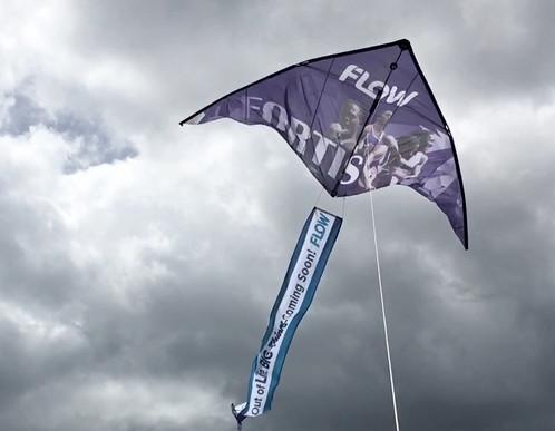 Custom Ad-Kite - Flow.Fortis 1