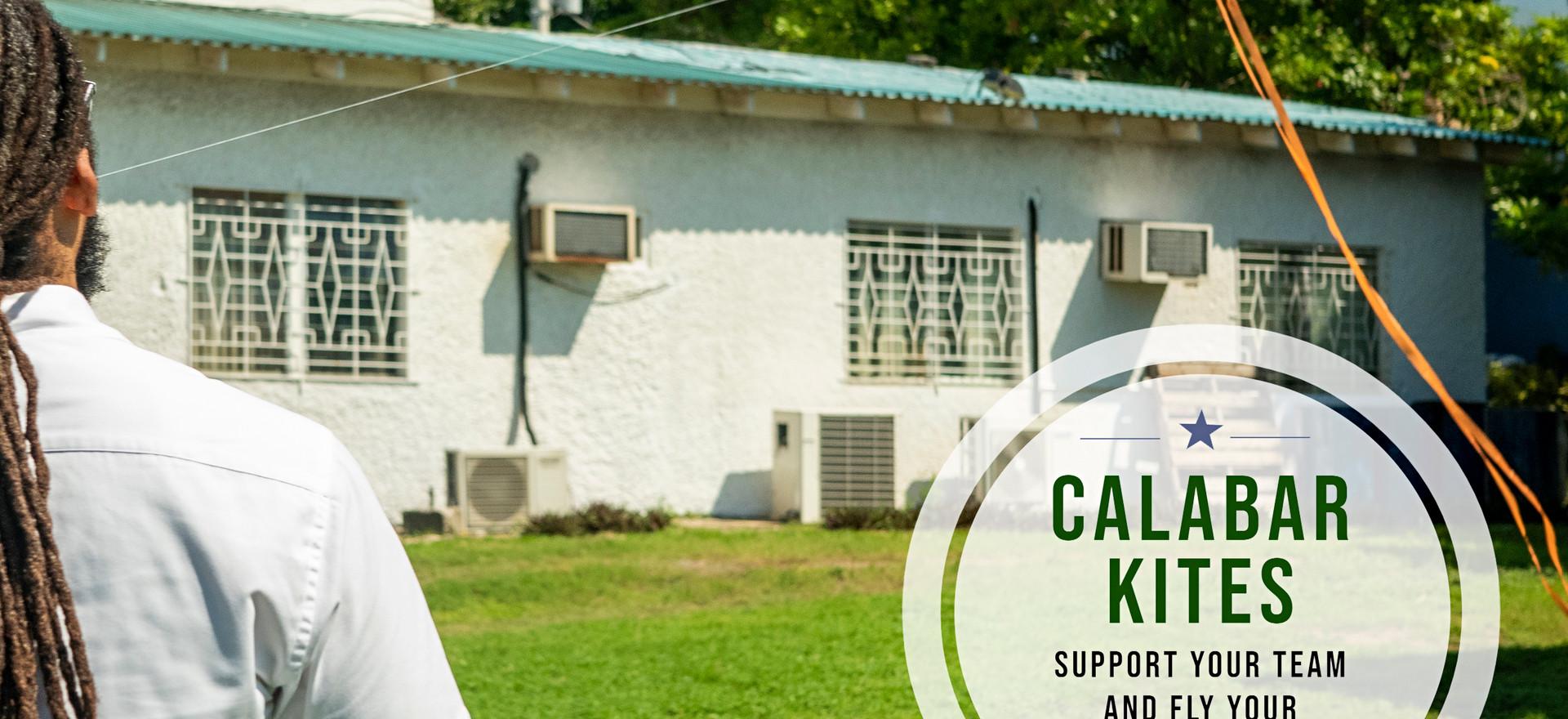 Branded School Kite promo - Calabar