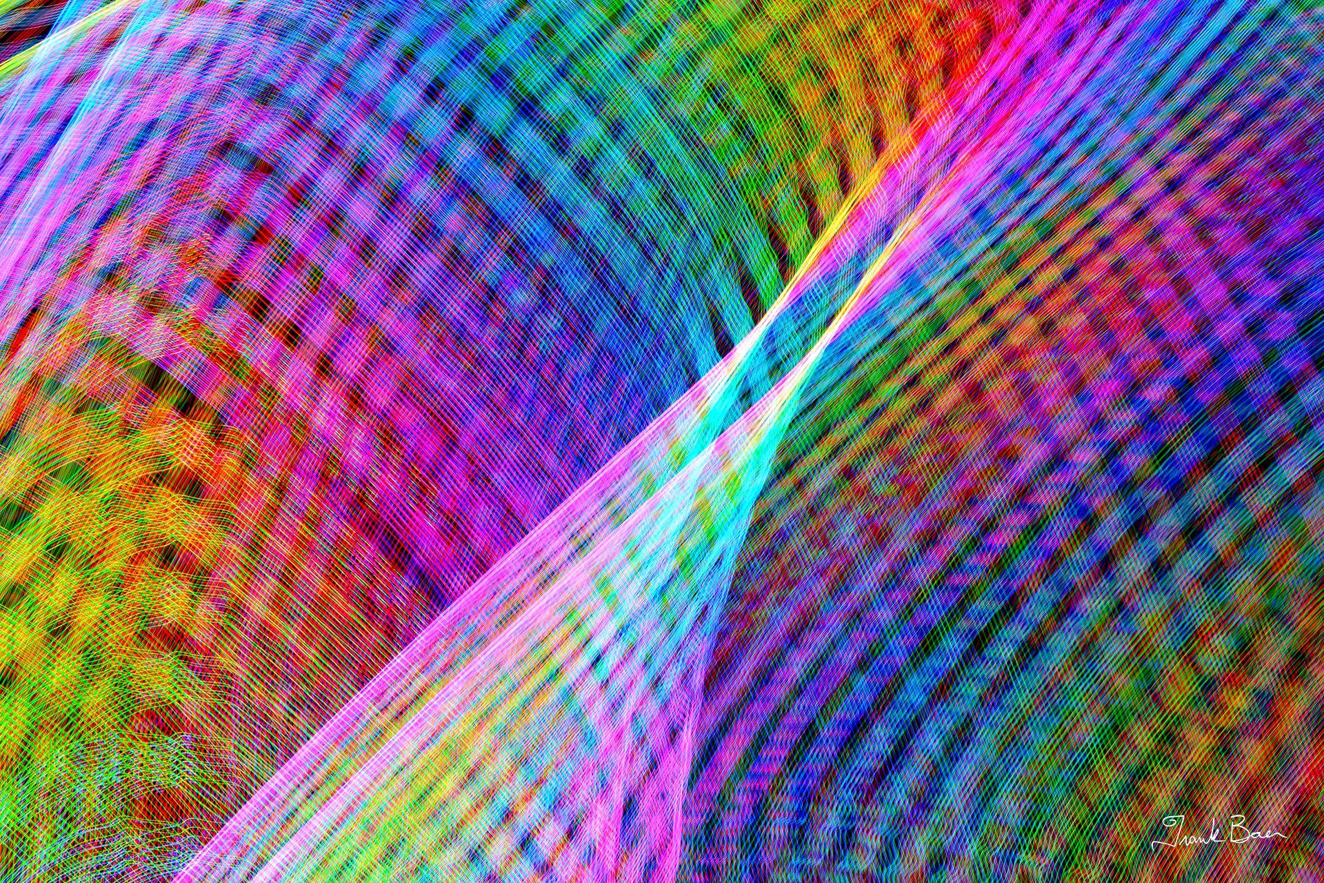 Rainbowed 8