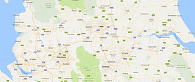 We cover all of this area and lots more for CBR testing and plate bearing testing