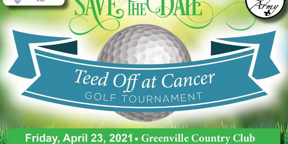 Teed Off at Cancer Golf Tournament