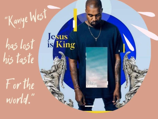 Kanye West Has Lost His Taste for the World