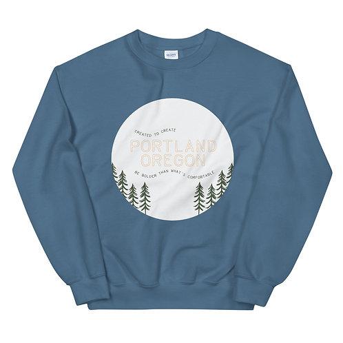Portland Vibes Sweatshirt