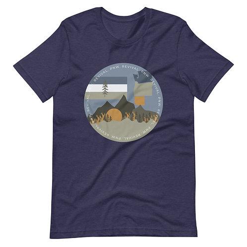 Unisex PNW Revival Fire T-Shirt #2