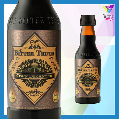 The Bitter Truth - Jerry Thomas Bitters