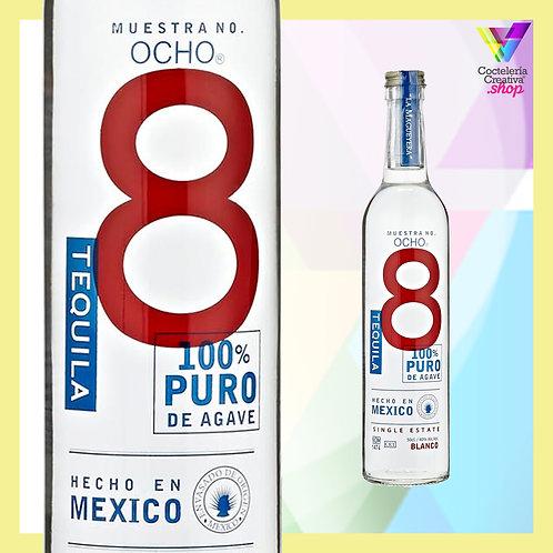 Tequila Ocho Blanco - 100% puro de agave