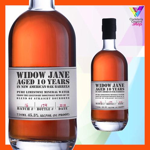 Widow Jane 10 Years Old Bourbon Whiskey