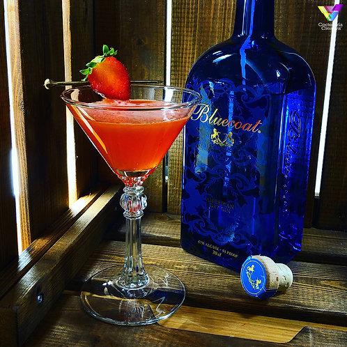 Prepara Betsy Ross con Bluecoat Gin