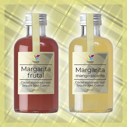 Cóctel Margarita / Pack 2 botellines