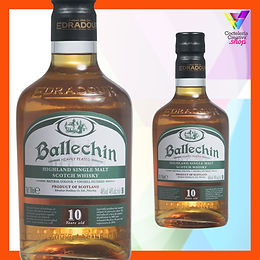 Ballechin 10 Single Malt Scotch Whisky - Edradour