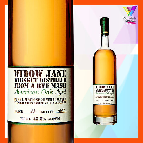 Widow Jane American Oak Rye