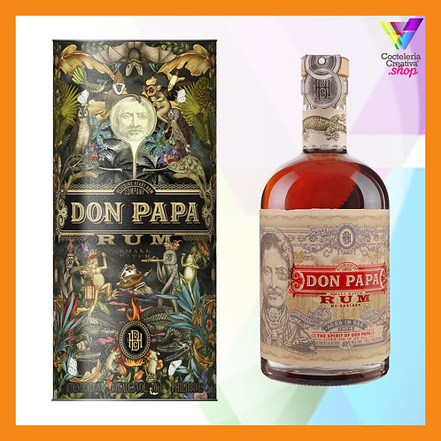 Don Papa Art Canister Limited Edition