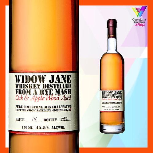 Widow Jane Apple Wood Rye