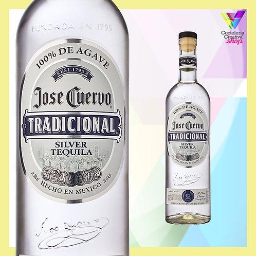 Tequila Jose Cuervo Tradicional Silver