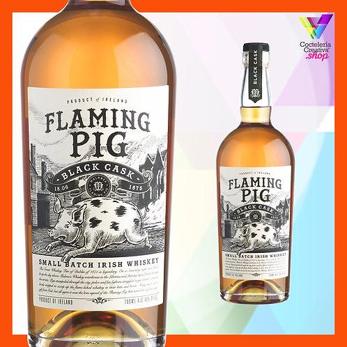 Flaming Pig - Small Batch Irish Whiskey