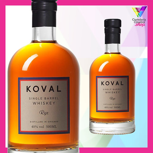 Koval Rye - Single Barrel Whiskey