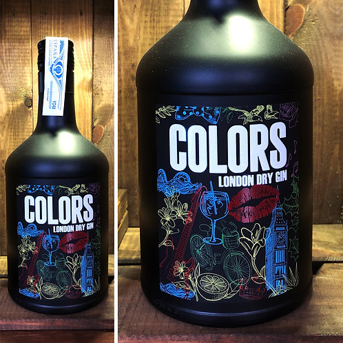 Colors - London Dry Gin