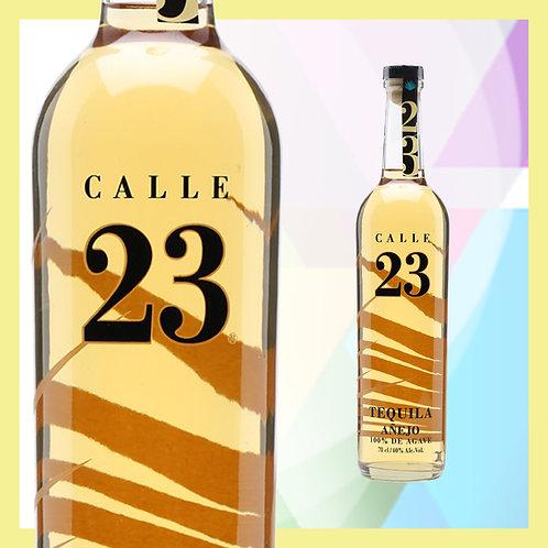 Calle 23 Tequila añejo