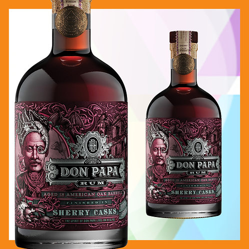 Don Papa Rum Sherry Casks