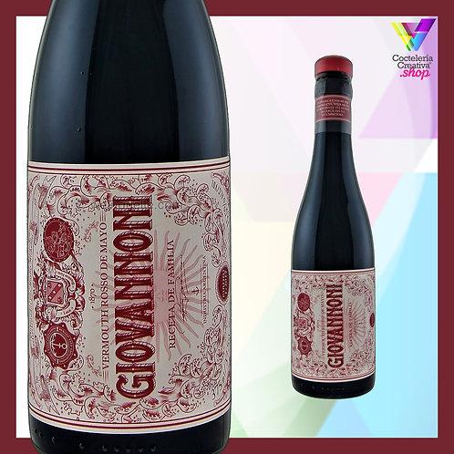 Giovannoni Rosso de Mayo - Vermouth