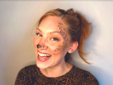 Mask-Friendly Halloween Makeup