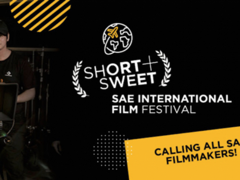 Short. Sweet. Film Fest Q&A with Mike Suglio