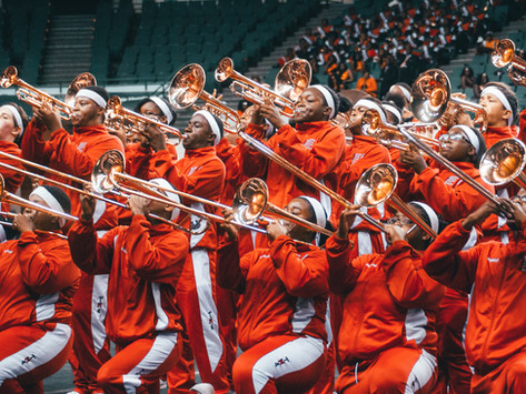 Shaw High School Marching Band: 20 Years of Excellence