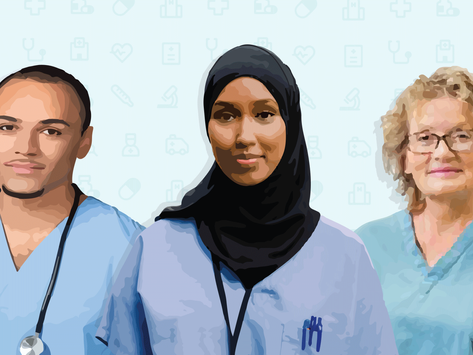 Thank Your Health Care Workers: A World Health Day Celebration