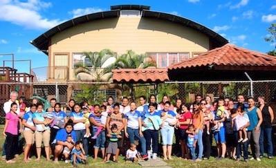 The Casa Luz Family